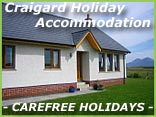 Craigard Holiday Accommodation
