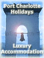 Port Charlotte Holidays Luxury Accommodation