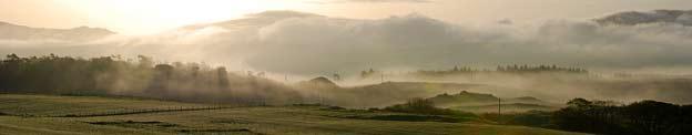 Mist on Islay