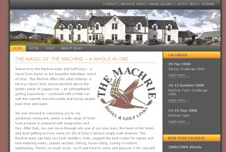 Machrie Hotel and Golf Links