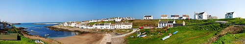 Portnahaven Panorama Picture