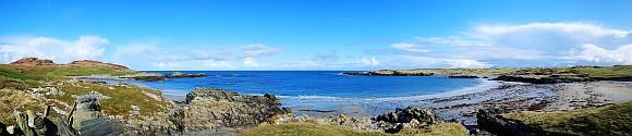 Sanaigmore Bay looking north