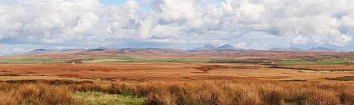 Sanaigmore to Bowmore Islay Panorama