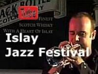 Promotional video for the Islay Jazz Festival 2007, introduced by John McLellan, distillery manager from Bunnahabhain
