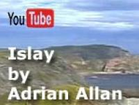 The Islay video contains many beautiful scenes from all over the island, and a bit of Jura as well, and starts with some old black and white photography and is accompanied by beautiful classical music