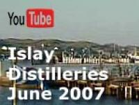 Pictures from all 8 distilleries on Isle of Islay made on his trip in June 2007