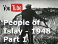 This is an extract from 8mm movie footage taken my father around 1948. The extract is from a 1¼-hour original film of Islay, Argyll, Scotland. The full film shows much of the villages of Port Wemyss and Portnahaven and it's people of that time as well as other parts of the island. This first of four extracts highlights scenes of people going about their daily lives -- the postman, the milkman, the farmer lad, men and horses working the fields, the lighthouse boatmen, fishermen and water collection from the local well (there was no plumbing in the houses back then).
